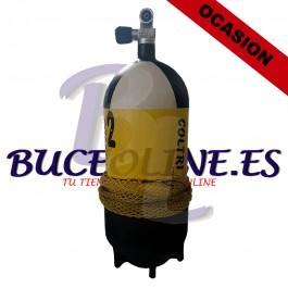 Botella de buceo Coltrisub 12L