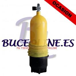 Botella de buceo FABER 10L