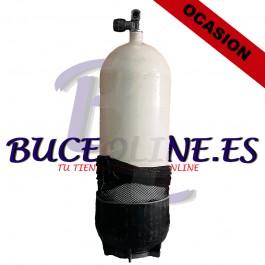 Botella de buceo FABER 18L