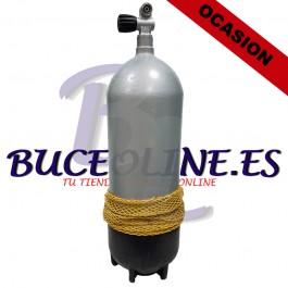 Botella de buceo TECNOMAR 15L