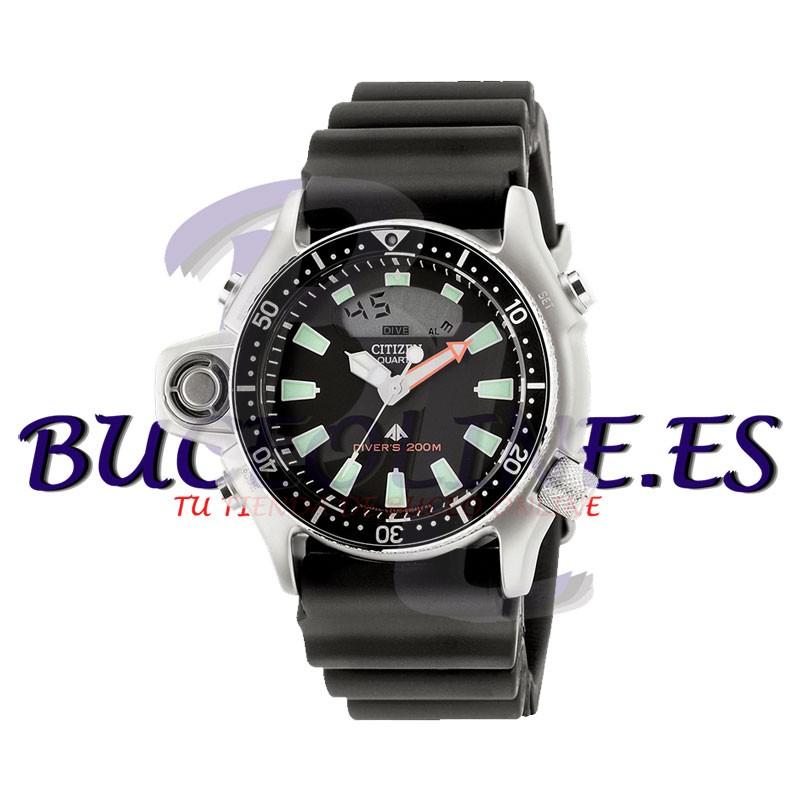 mejor servicio 4fe06 7df91 Reloj Buceo Citizen Aqualand I