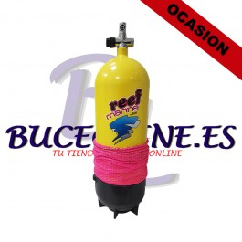 Botella de buceo REFF...