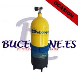Botella de buceo SUBACQUA 15L