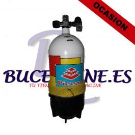 Botella de buceo PICASSO 12L