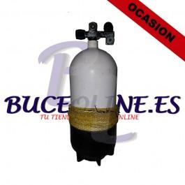 Botella de buceo FABER 12L